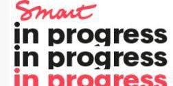 Groupe de travail Smart in Progress + Rencontre / Apéro