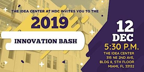 Innovation Bash 2019 tickets