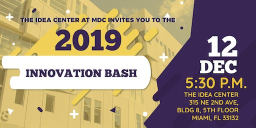 Innovation Bash 2019