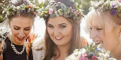 Midsummer Flower Crown Workshop tickets