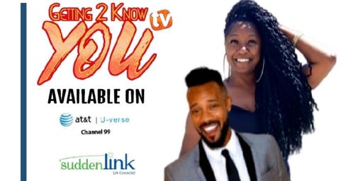 Live TV Show Taping: Getting To Know You