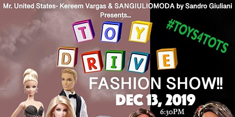 Toy Drive Fashion Show tickets