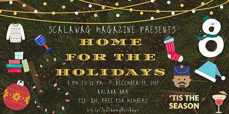 Scalawag Home for the Holidays: Durham tickets