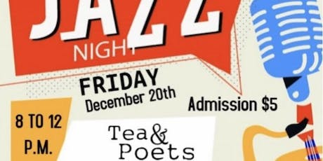 Jazz Night featuring Coral Reef Jazz Combo tickets