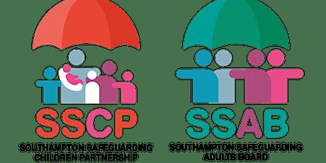 Contextual Safeguarding tickets