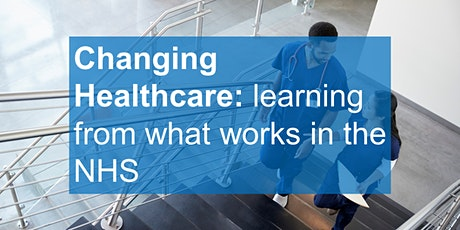 Changing Healthcare: Why don't we talk about MRSA any more? tickets