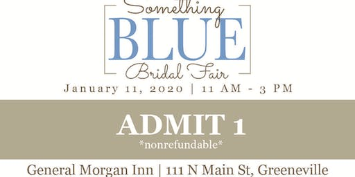 Something Blue Bridal Fair