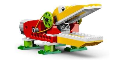 Tween LEGO® Robotics (ages 8-12) (preregistration)