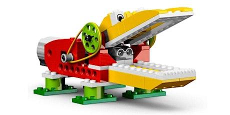 Tween LEGO® Robotics (ages 8-12) (preregistration) tickets