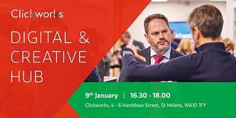 Digital and Creative Hub  Networking tickets