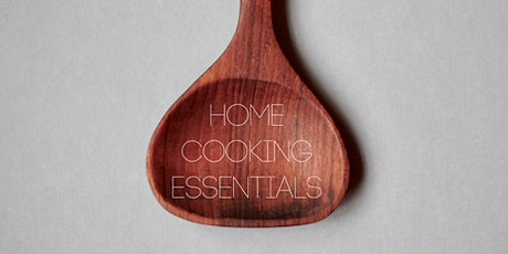 Home Cooking Essentials tickets