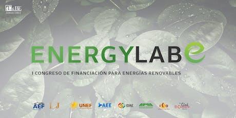 I Congreso de Financiación para Energías Renovables entradas
