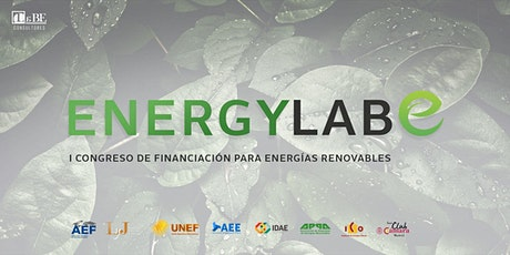 I Congreso de Financiación para Energías Renovables tickets