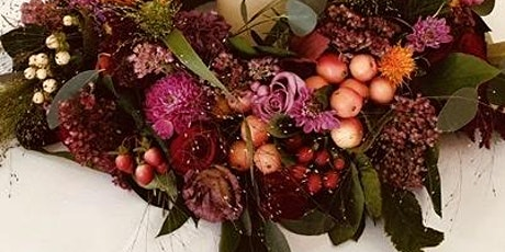 Autumn Door Wreath Workshop tickets
