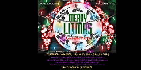 Merry LITmas Costume Party tickets