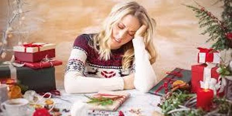 Get Rid of Holiday Stress tickets