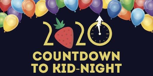 NYE Countdown to Kid-Night