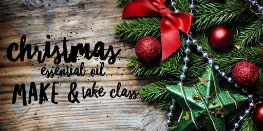 Holiday Make and Take!