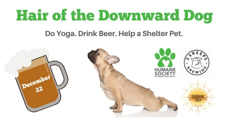 Hair of the Downward Dog