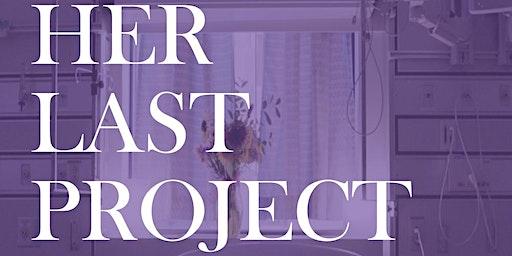 « Son dernier projet» : L'héritage du Dre Shelly Sarwal