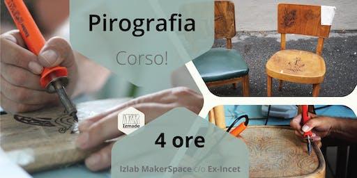 Corso di Pirografia