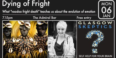Dying of Fright:'Voodoo Fright Death' & the evolution of emotion tickets