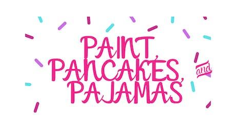 Paint, Pancakes, & Pajamas tickets