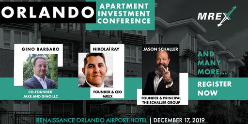 Orlando Apartment Investment Conference