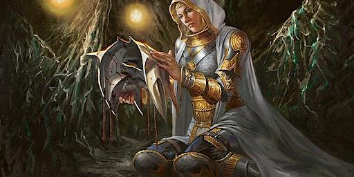Third Eye Magic Prerelease - Theros Beyond Death Super Pass