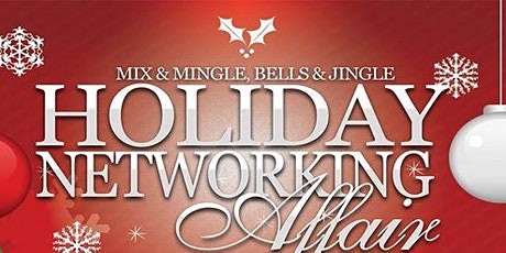 Holiday Networking Event 2019 tickets