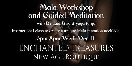 Make Your Mala Workshop