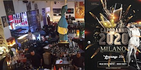 Capodanno 2020 al Milano Cafe ✆ 3355290025 biglietti