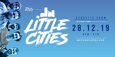 Little Cities at Marc's Lounge tickets