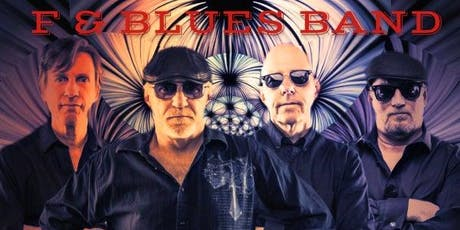 The F & Blues Band plus dancing lessons! tickets