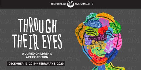 Through Their Eyes Exhibition Opening Reception tickets