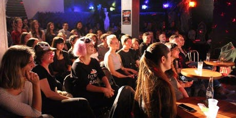 Man Haters: Women, Queers, Comedy December Show tickets