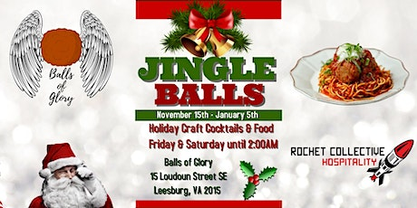 Jingle Balls Late Night Popup tickets