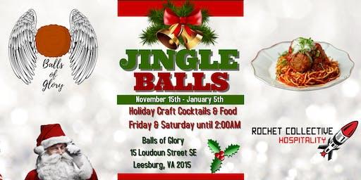 Jingle Balls Late Night Popup