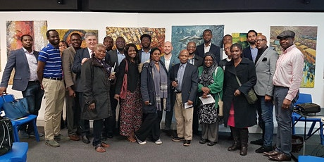 Doing Business in Africa - Manchester Africa Business Network, February 2020 tickets