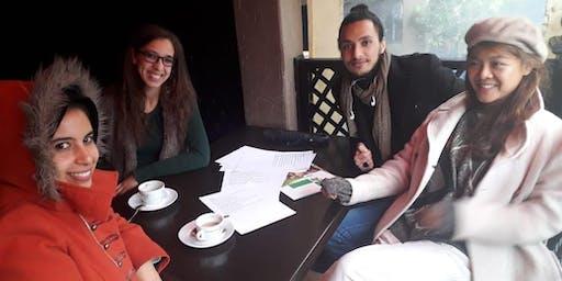 Expats & Moroccans - English Meetup at Dar America