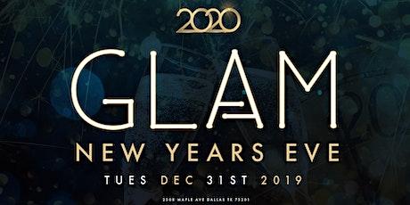 GLAM NYE 2020 - Uptown Dallas tickets