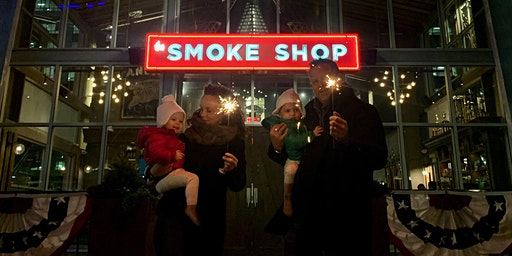 Baby New Year at The Smoke Shop BBQ