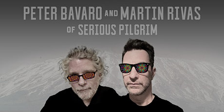 Peter Bavaro and Martin Rivas of Serious Pilgrim tickets