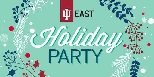 2019 IU East Faculty and Staff Holiday Party