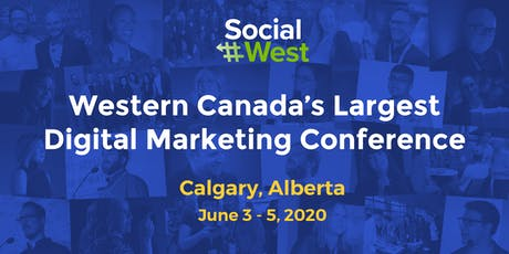SocialWest 2020 tickets