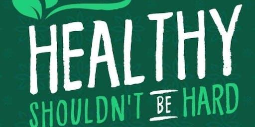 Zija Drive kickoff 2020.  Come learn how Healthy Shouldn't be Hard