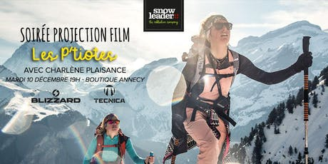 Soirée projection film Blizzard - Tecnica - Boutique Annecy tickets