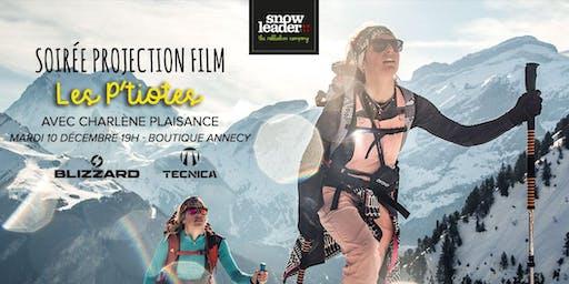 Soirée projection film Blizzard - Tecnica - Boutique Annecy