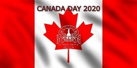 Elysian Canada Day 2020 tickets
