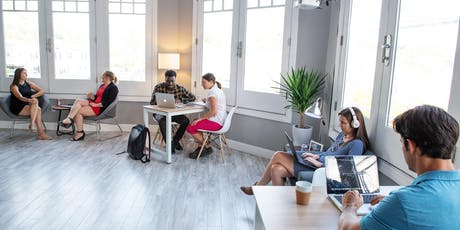 Open Coworking & Networking Social tickets